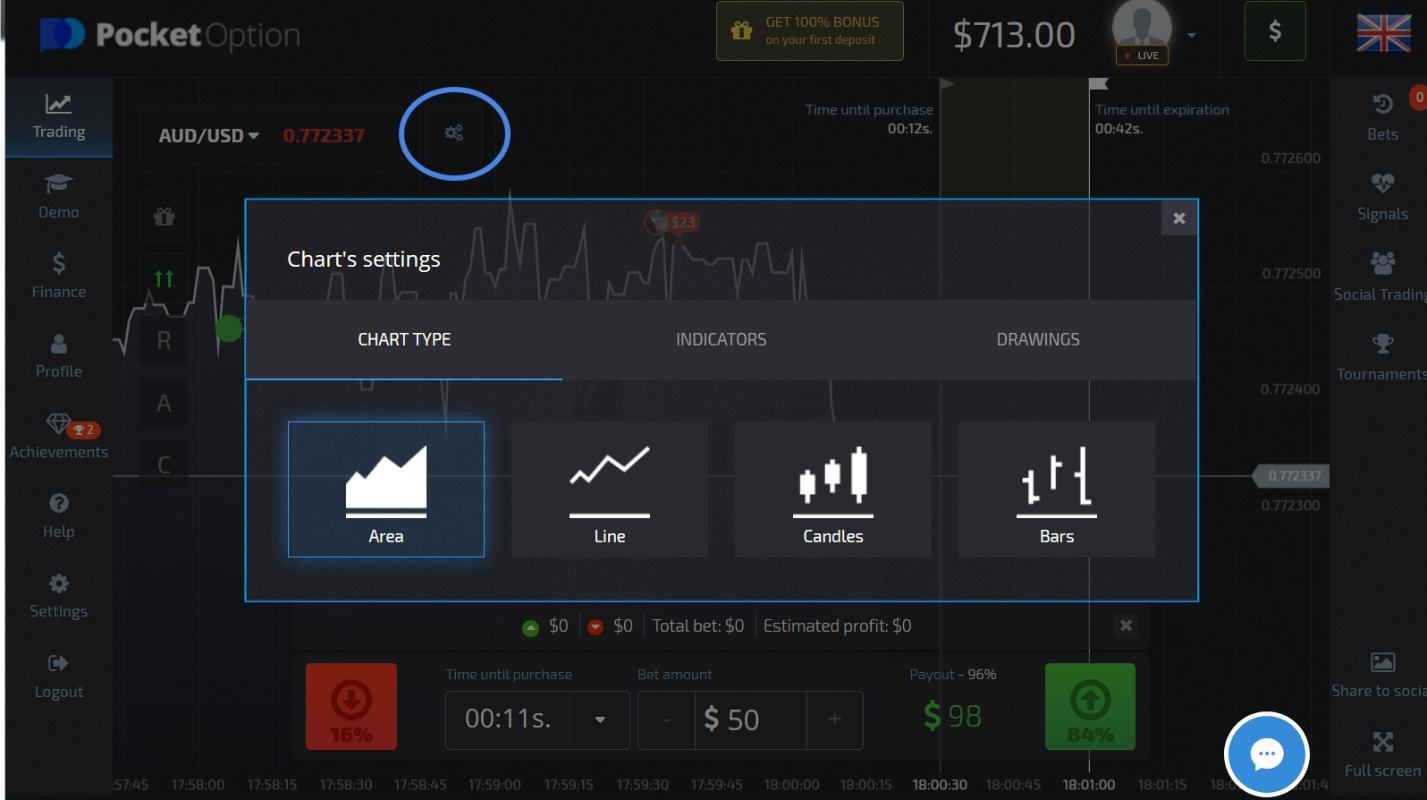 Binary options 30 seconds